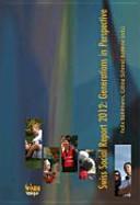 Sozialbericht 2012   Fokus Generationen