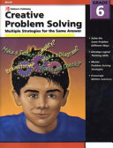 Creative Problem Solving, Grade 6 ebook