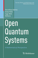 Open Quantum Systems