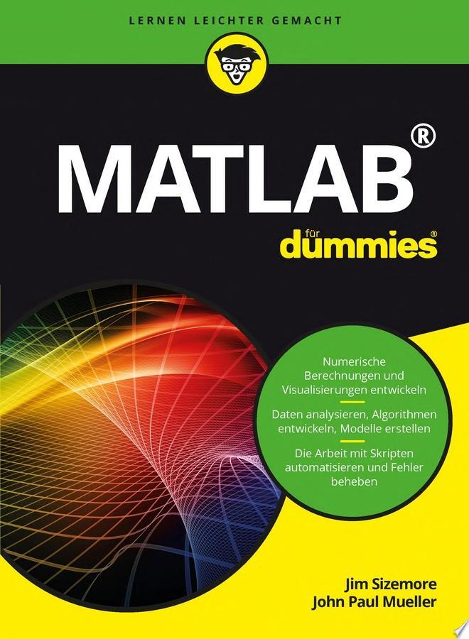 Matlab f  r Dummies