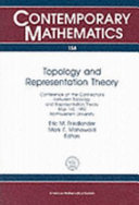 Topology and Representation Theory