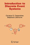 Introduction to Discrete Event Systems Pdf/ePub eBook
