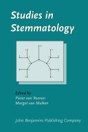 Studies in Stemmatology