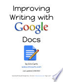 Improving Writing With Google Docs