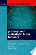Palliative Care Consultations In Primary And Metastatic Brain Tumours Book PDF
