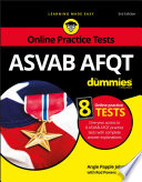 link to ASVAB AFQT for dummies in the TCC library catalog