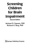 Screening Children for Brain Impairment