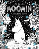 The Pocket Moomin Colouring Book