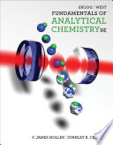 Fundamentals Of Analytical Chemistry Book PDF