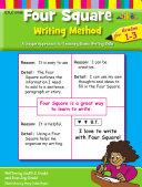 Four Square  Writing Method for Grades 1 3  eBook