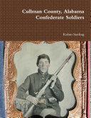 Cullman County  Alabama Confederate Soldiers