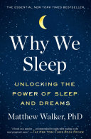 Why We Sleep Pdf/ePub eBook