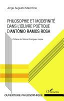 Pdf Philosophie et modernité dans l'oeuvre poétique d'António Ramos Rosa Telecharger