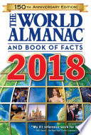"""""""The World Almanac and Book of Facts 2018"""" by Sarah Janssen"""
