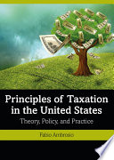 Principles of Taxation in the United States