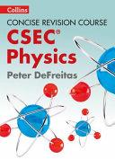 CSEC Physics