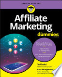 Affiliate Marketing For Dummies Book