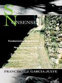 Sense Nonsense