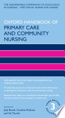Oxford Handbook Of Primary Care And Community Nursing