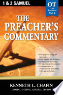 The Preacher S Commentary Vol 08 1 And 2 Samuel