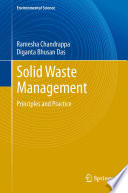 Book Cover: Solid Waste Management