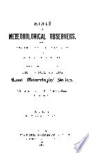 Annual Report of the Meteorological Office