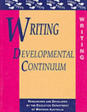 Cover of Writing