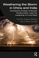 Weathering the Storm in China and India Book