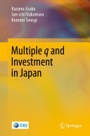 Multiple q and Investment in Japan