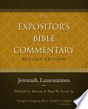 Jeremiah  Lamentations Book