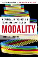 Pdf A Critical Introduction to the Metaphysics of Modality Telecharger