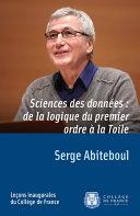 Sciences des données : de la logique du premier ordre à la Toile Pdf/ePub eBook