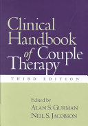 Clinical Handbook Of Couple Therapy Third Edition