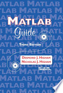 MATLAB Guide, Third Edition