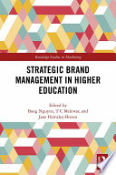 Strategic Brand Management in Higher Education Book
