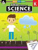 Science for Kindergarten, Grade K