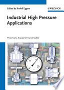 Industrial High Pressure Applications