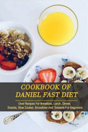 Cookbook Of Daniel Fast Diet