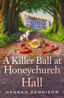 Pdf A Killer Ball at Honeychurch Hall Telecharger