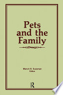 Pets and the Family