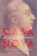 Casanova in the Enlightenment