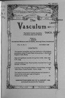 The Vasculum