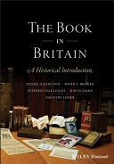 The Book in Britain Pdf/ePub eBook