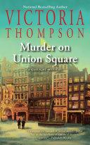Murder on Union Square Pdf/ePub eBook
