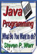 Java Programming Book