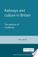 Railways and Culture in Britain Pdf/ePub eBook