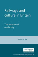 Railways and Culture in Britain