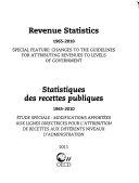 Revenue Statistics 2011