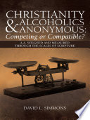 Christianity and Alcoholics Anonymous Book
