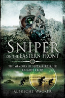 Pdf Sniper on the Eastern Front Telecharger
